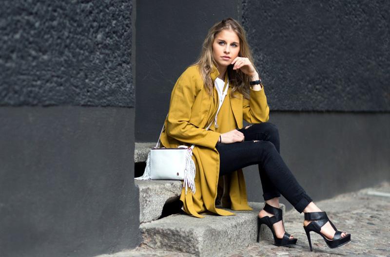 F Nf Fragen An Die Mode Bloggerin Caroline Daur Fashion Magazin
