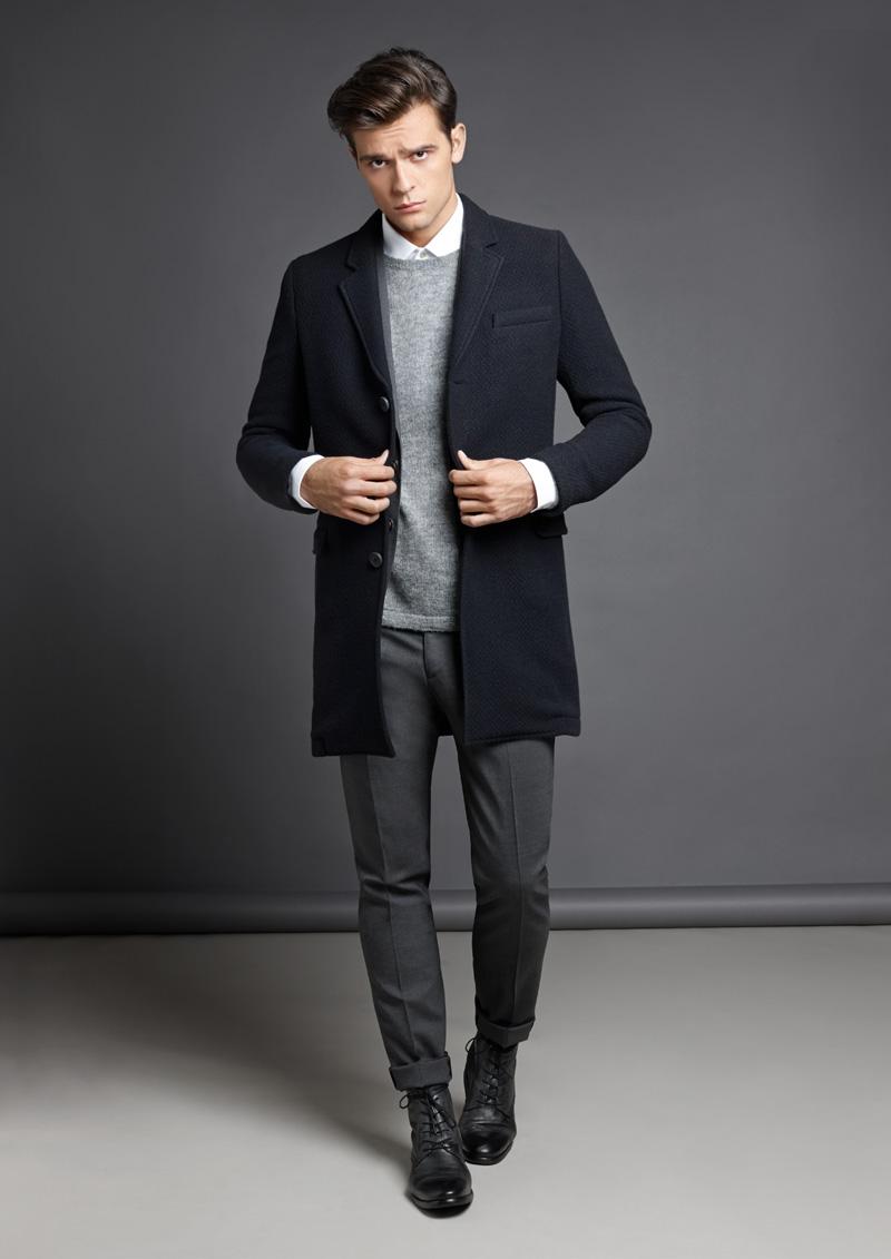 Schnäppchen 2017 Neuankömmlinge perfekte Qualität Männer und Ihre Mäntel in diesem Herbst - Fashion Magazin